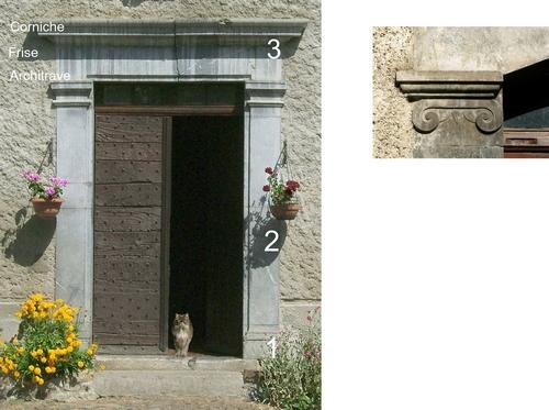 Rbnacq  Les Encadrements De Porte